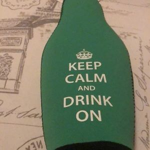 Keep Calm and Drink ON brand new